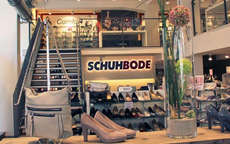 SchuhBodeJobsFilialleitungLübeck