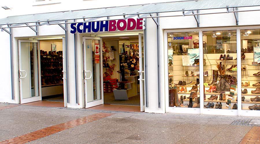 Outlet Schwerin Schuh Bode