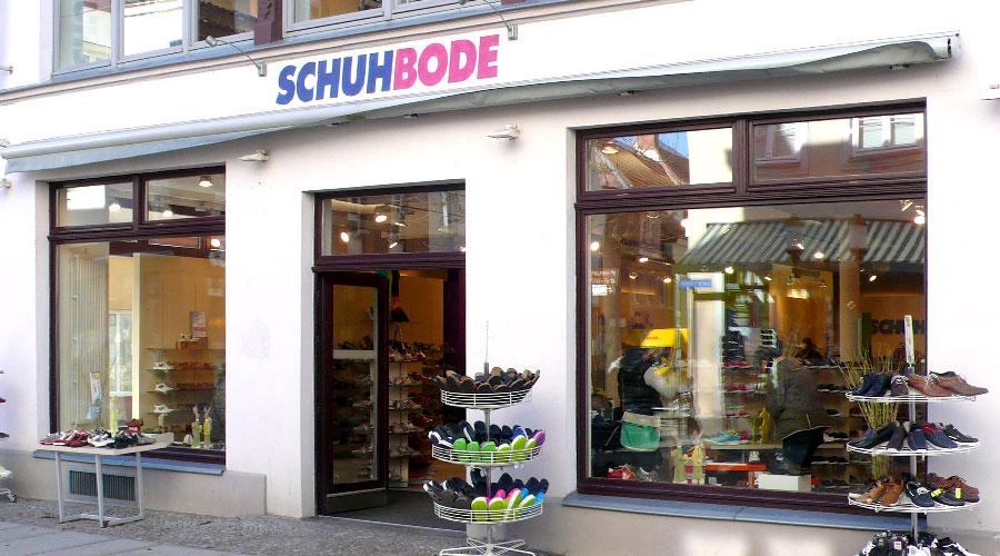 Schuh Bode Greifswald