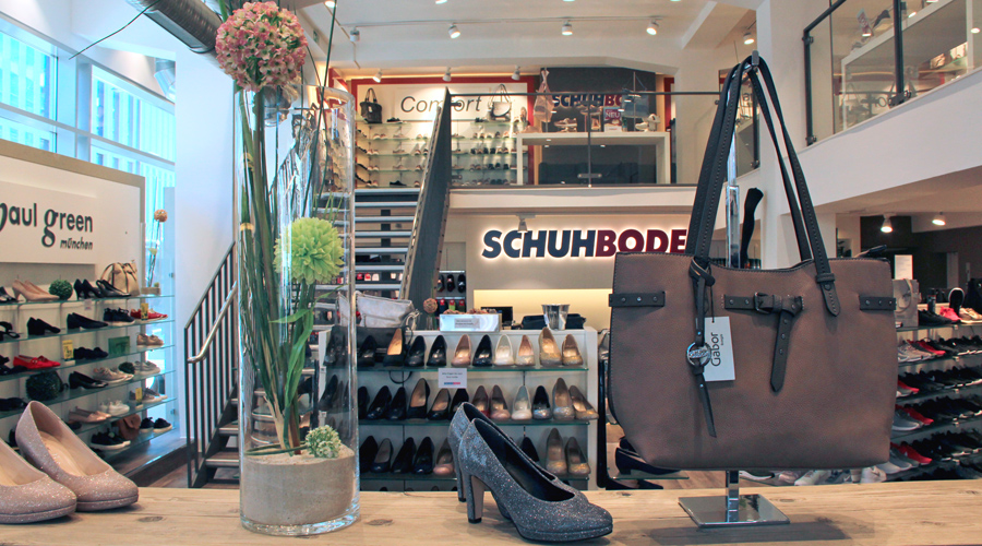 Filiale Lübeck Schuh Bode